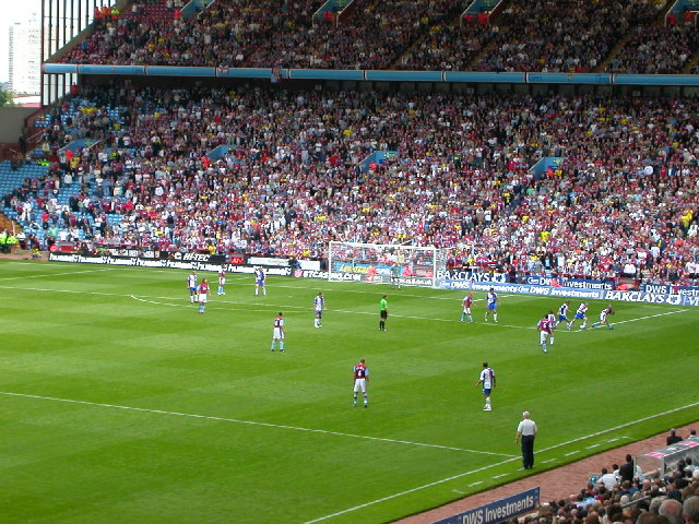 Aston Villa V Hull City Radio