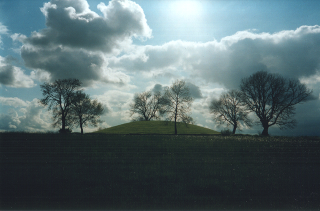 image of Navan Fort/ Emain Macha