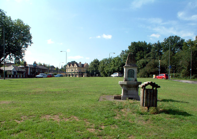 Drinking fountain at Keston Village BR2