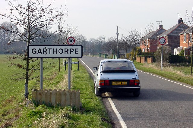 Shore Road, Garthorpe
