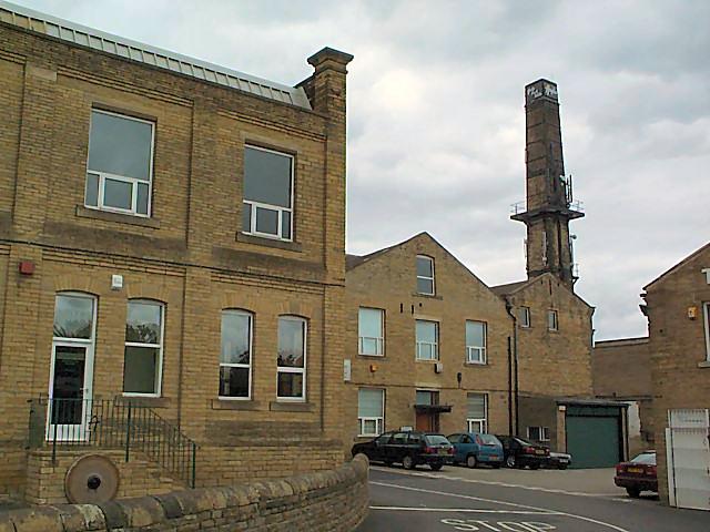 Holly Park Mills, Calverley