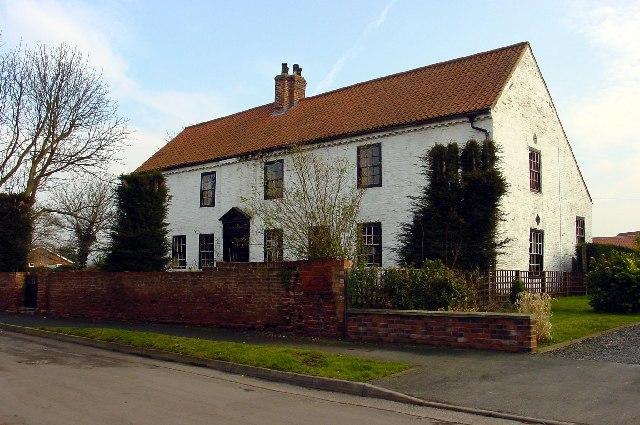 The Hall, Garthorpe