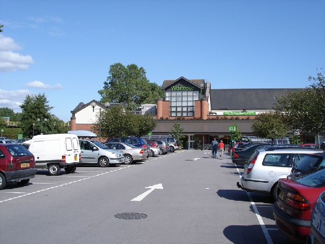 The Waitrose store, Chichester