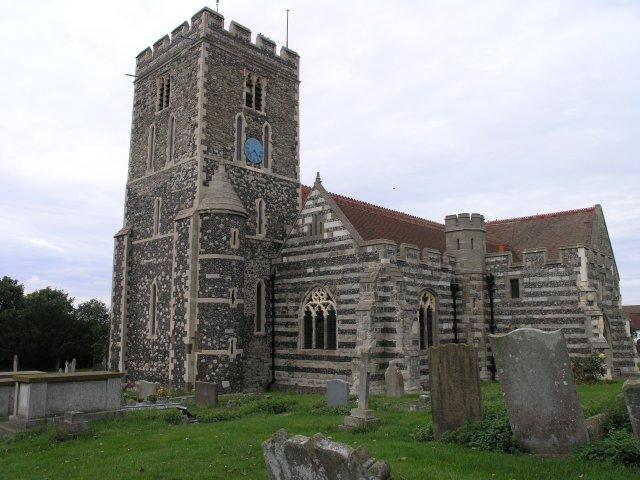 St. Helen's Church Cliffe
