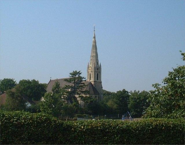 St John's Church, Bexley