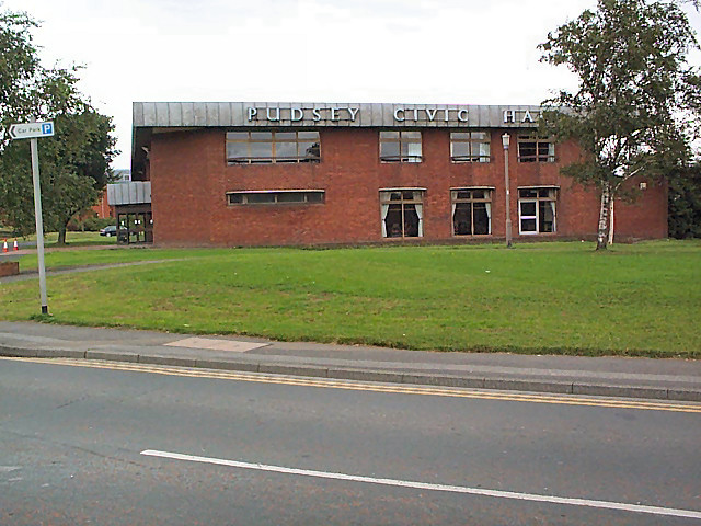 Pudsey Civic Hall