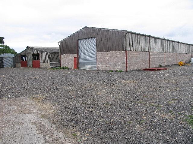 Colgate Farm Buildings