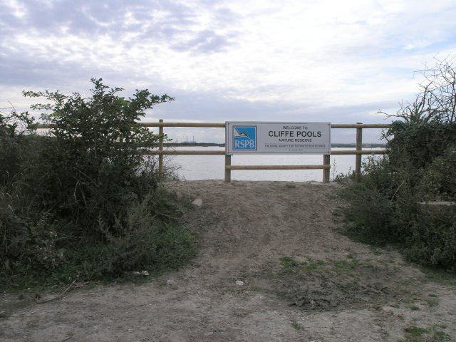 RSPB Cliffe Pools Nature Reserve