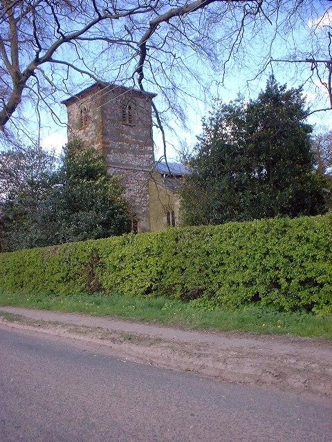 Horkstow Church