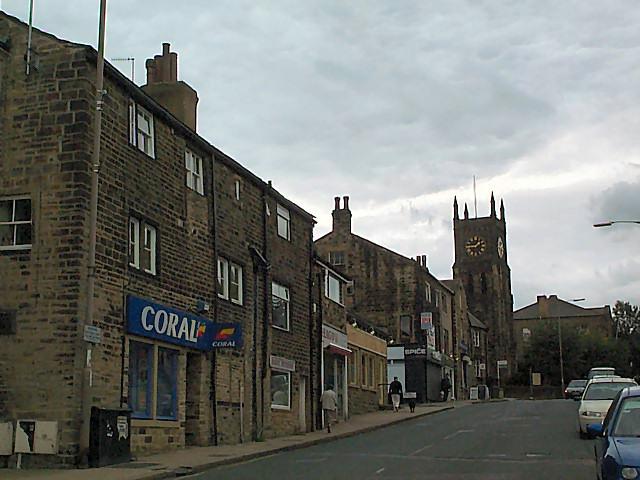 Town Street, Farsley