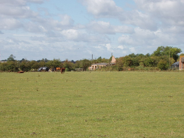 Hewdon Farm, near Haddenham
