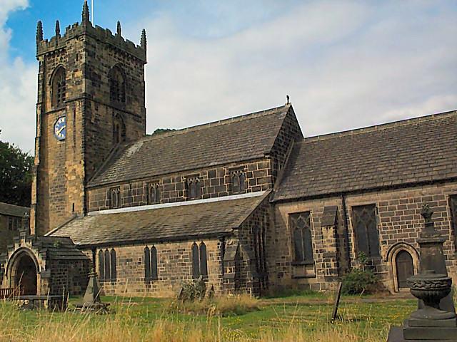 Calverley parish church