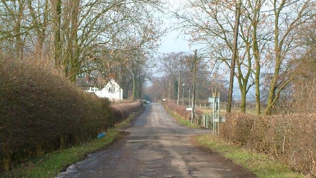 Coach Road, Ripley