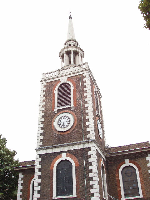 Church of St Mary the Virgin, Rotherhithe