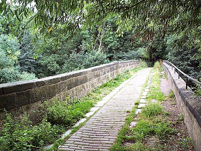 Calverley Pack Horse Bridge