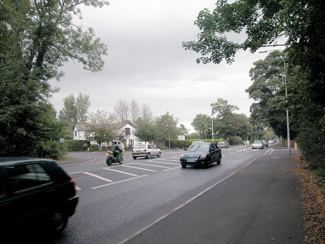 A51 at Littleton