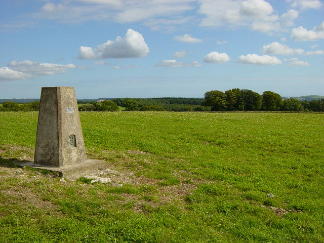 Linch Ball Hill Trig Point