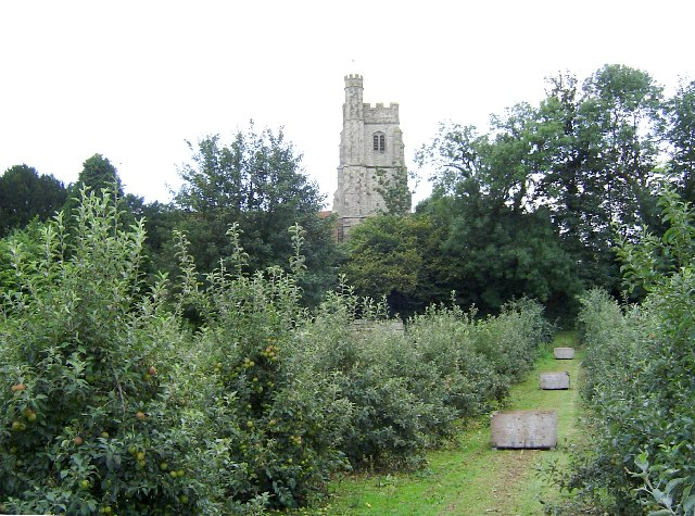 Egerton Church