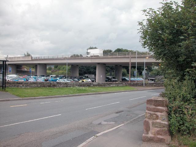 A55 Viaduct