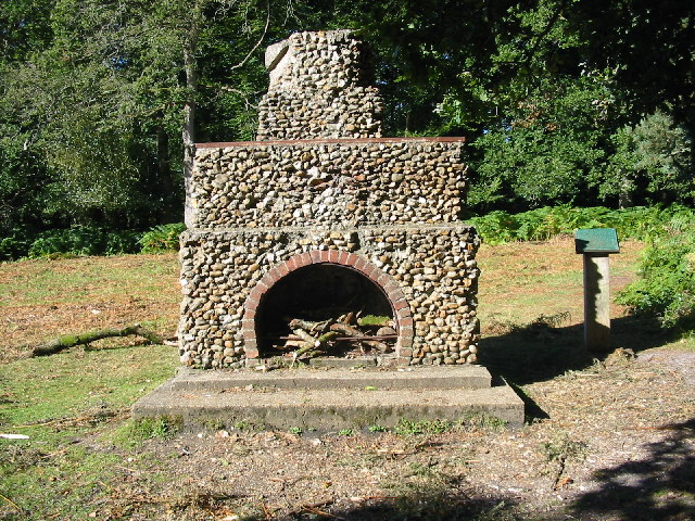 The Portuguese Fireplace