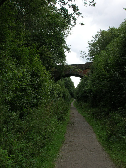 Old railway bridge, Crawley Down