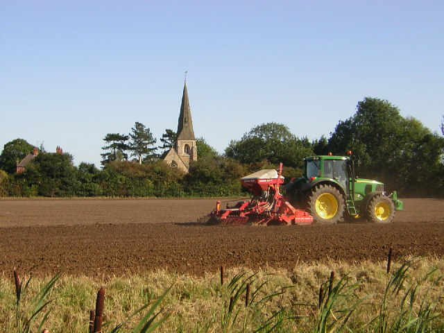 Seed drilling