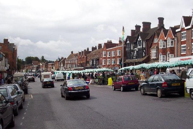 Marlborough, Wilts