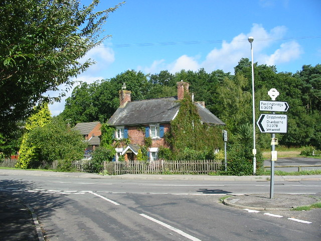 Charing Cross Cottage.