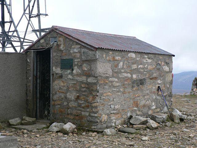 Morrone Radio Relay Hut
