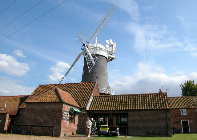 Bircham Windmill, Great Bircham