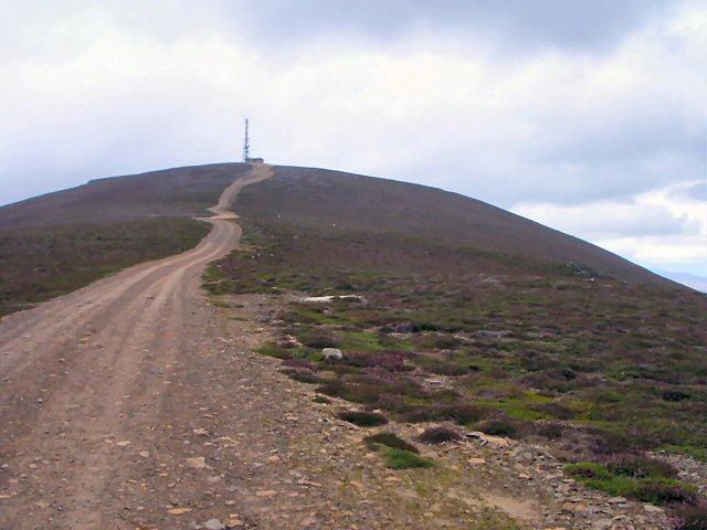 Morrone track