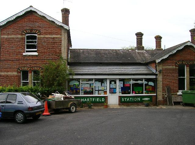 Former Hartfield Station
