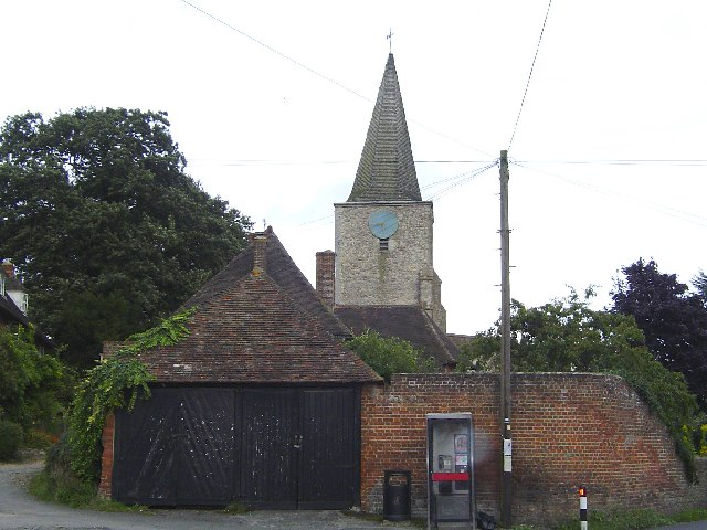 Pluckley Church