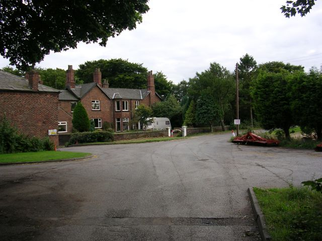 The Grange, Winton, Eccles
