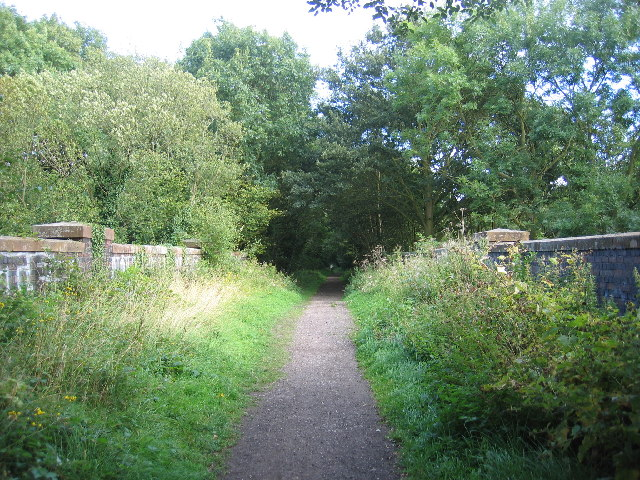 Kenilworth Junction - Berkswell railway Line
