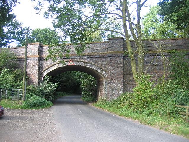 Crackley Lane Bridge