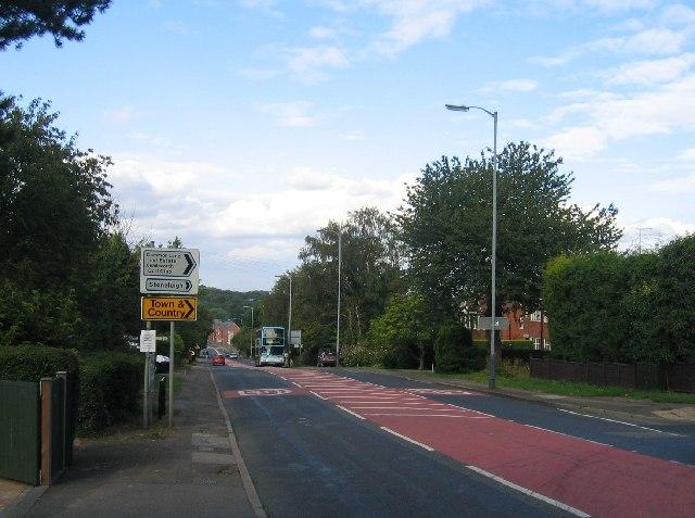 Crackley Hill