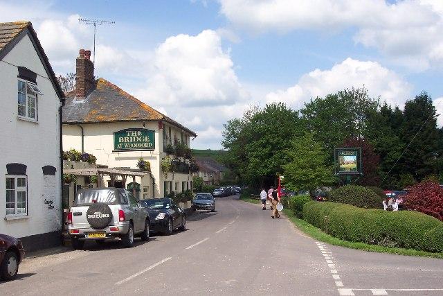 Upper Woodford
