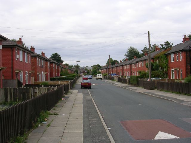 Walker Road, Winton, Eccles