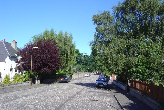 Thorburn Road, Colinton