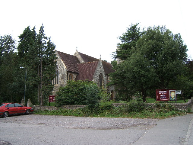 Christ Church, Epsom Common