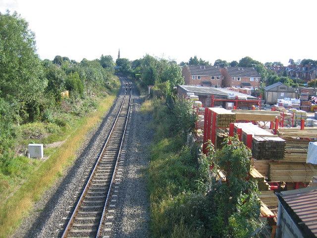Site of Kenilworth Station