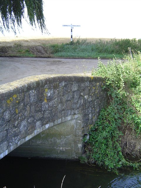 The Bridge over The Great Stour at Barnfield