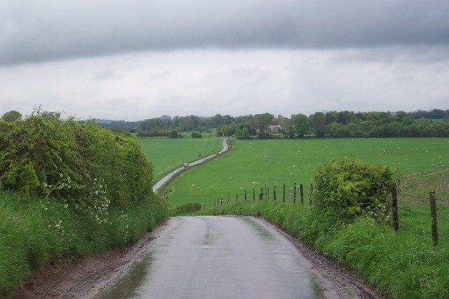 Between Allington and Newton Tony