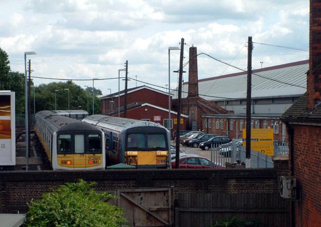 Selhurst Traincare Depot
