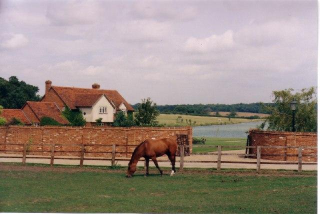 Fryerning: Handley Barns