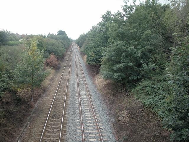 Hoole Railway