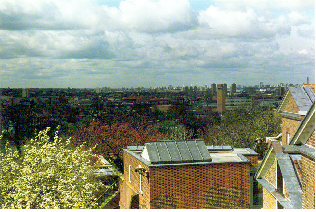 Greenwich Observatory (from)