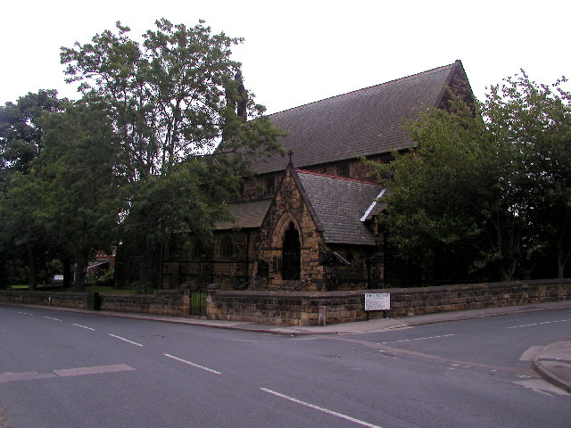 Altofts Church