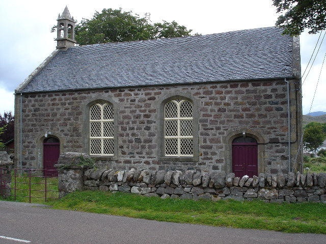 Former Church of Scotland thirty-two years on